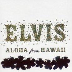 Vídeos y DVD Musicales: ELVIS PRESLEY (2 DVDS ALOHA FROM HAWAII PRECINTADO) EDICION DE LUJO COLECCIONISTAS DESCATALOGADO. Lote 23160775