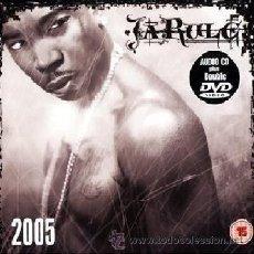 Vídeos y DVD Musicales: JA RULE * 2 DVD + CD 2005 IMPRESIONANTE!!! MEGAPACK PRECINTADO EL MEJOR HIP- HOP * DIGIPACK. Lote 26943222