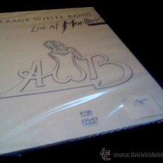 Vídeos y DVD Musicales: AVERAGE WHITE BAND. LIVE AT MONTREAUX 1977. DVD ORIGINAL, NUEVO A ESTRENAR. 97 MINUTOS. BUEN JAZZ.. Lote 23350486