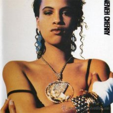 Vídeos y DVD Musicales: NENEH CHERRY – THE RISE OF NENEH CHERRY – VHS ORIGINAL UK 1989 – BMG RG510. Lote 22821295