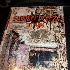 Vídeos y DVD Musicales: DVD - SUMMER BREEZE - 2008 - EDICION LIMITADA A 10000 UNIDADES - DISMEMBER , ANATHEMA , EXODUS ,.... Lote 25954060