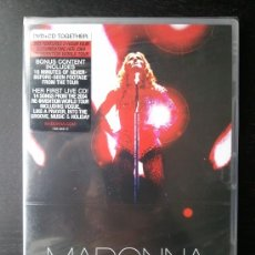 Vídeos y DVD Musicales: MADONNA - I´M GOING TO TELL YOU A SECRET - DVD + CD - JONAS AKERLUND - 2006. Lote 27076091
