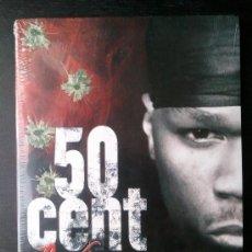 Vídeos y DVD Musicales: 50 CENT - REFUSE 2 DIE - DVD - NUEVO - HIP HOP. Lote 24356179