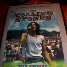 Vídeos y DVD Musicales: THE ROLLING STONES - THE STONES IN THE PARK. Lote 27600325