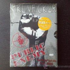 Vídeos y DVD Musicales: PUBLIC ENEMY - REVOLVERLUTION TOUR 2003 - DOBLE DVD + CD AUDIO - 2004. Lote 31885317