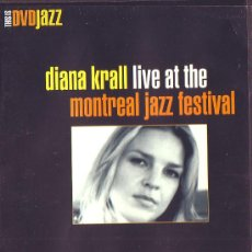 Vídeos y DVD Musicales: UXD MONTREAL JAZZ FESTIVAL DVD MUSICAL DIANA KRALL LIVE AT THE . Lote 26822606