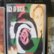Vídeos y DVD Musicales: ACE OF BASE HAPPY NATION VHS. Lote 25660116