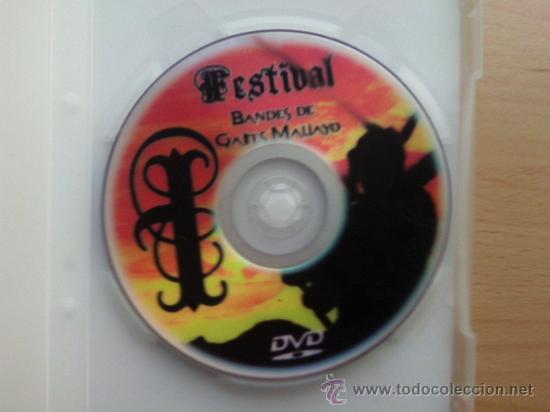 Vídeos y DVD Musicales: DVD FESTIVAL BANDES DE GAITES MALIAYO - 15 OCHOBRE 2005 - VILLAVICIOSA - ASTURIAS - Foto 3 - 113619402