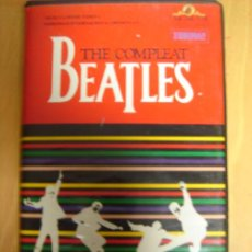 Vídeos y DVD Musicales: .VIDEO THE COMPLEAT BEATLES.1982.. Lote 25991330