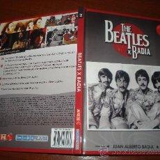Vídeos y DVD Musicales: THE BEATLES X BADIA VOL.2 LIBRO + DOS DVDS CON IMAGENES INEDITAS Y EXCLUSIVAS EXCELENTE. Lote 52125581