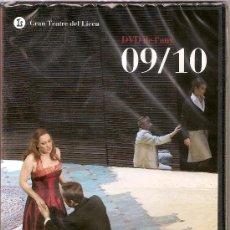 Vídeos y DVD Musicales: DVD DE L'ANY TEMPORADA OPERA LICEU BARCELONA 2006. Lote 27385009