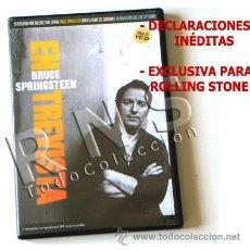 Vídeos y DVD Musicales: DVD CD ROM - ENTREVISTA A BRUCE SPRINGSTEEN - MÚSICO EEUU ROCK MÚSICA ROLLING STONE -NO ES CONCIERTO. Lote 28203139
