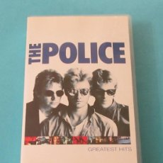 Vídeos y DVD Musicales: THE POLICE. GREATEST HITS. POLYGRAM. 1992. Lote 28770737