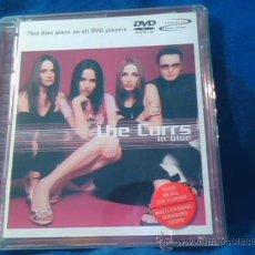 Vídeos y DVD Musicales: THE CORS. IN BLUE. DVD CON 15 TEMAS. ATLANTIC. AÑO 2000.. Lote 28875908