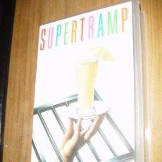 Vídeos y DVD Musicales: SUPERTRAMP. THE STORY SO FAR ... PELICULA VHS. POLYGRAM VIDEO A&M 1990. EDICION INGLESA. Lote 29087332
