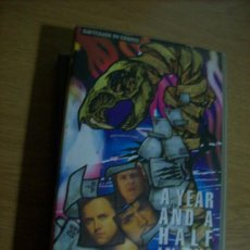 Vídeos y DVD Musicales: VHS A YEAR AND A HALF IN THE LIFE OF METALLICA - PART 1. Lote 29229001