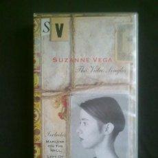 Vídeos y DVD Musicales: SUZANNE VEGA. VIDEOS INCLUYE LUKA. 1990. IMPORTACIÓN. VHS. Lote 29682368