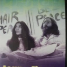 Vídeos y DVD Musicales: JOHN LENNON & YOKO ONO YEAR OF PEACE DVD BEATLES. Lote 29903429