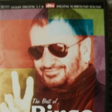 Vídeos y DVD Musicales: RINGO STARR & HIS ALL STARR BAND DVD BEATLES. Lote 29940960