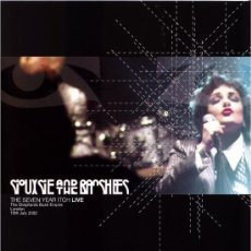 Vídeos y DVD Musicales: SIOUXSIE AND THE BANSHEES * DVD * THE SEVEN YEAR ITCH LIVE * PRECINTADO!!. Lote 195524346