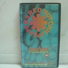 Vídeos y DVD Musicales: RED HOT CHILI PEPPERS-POSITIVE MENTAL OCTOPUS -VHS TAPE. Lote 31402293