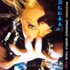 Vídeos y DVD Musicales: MADONNA DROWNED WORLD - VHS. Lote 31527934