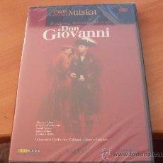 Vídeos y DVD Musicales: DON GIOVANNI ( MOZART ) DVD GRAN HISTORIA DE LA MUSICA. PRECINTADO ( CD07). Lote 31595337