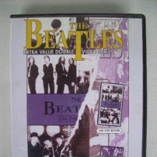 Vídeos y DVD Musicales: BEATLES . DVD ON THE ROAD + DOWN UNDER (THE 1964 AUSTRALIA & NEW ZEALAND TOUR). Lote 31609298