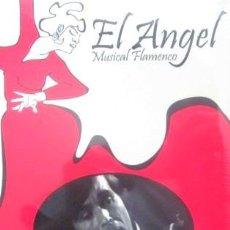 Vídeos y DVD Musicales: EL ÁNGEL: MUSICAL FLAMENCO - LAS FRONTERAS DEL FLAMENCO - CAMARÓN - DVD NUEVO. Lote 108002274