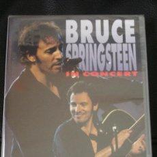 Vídeos y DVD Musicales: BRUCE SPRINGSTEEN UNPLUGGED MTV DVD. Lote 43582536