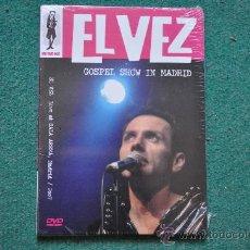 Vídeos y DVD Musicales: EL VEZ - GOSPEL SHOW IN MADRID (SIN ABRIR) . Lote 32633485