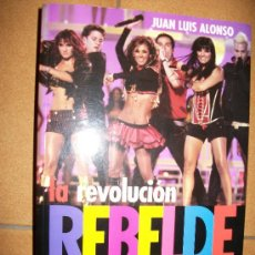 Vídeos y DVD Musicales: LA REVOLUCION REBELDE - JUAN LUIS ALONSO - NUEVO - DVD CON ENTREVISTA EXCLUSIVA Y ALBUM DE FOTOS . Lote 32638044