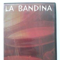 Vídeos y DVD Musicales: LA BANDINA - NA CALEYA - CONCIERTU XIXON - VIDEO CLIP. Lote 33029750