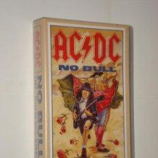 Vídeos y DVD Musicales: AC/DC / NO BULL - VHS LIVE PLAZA DE TOROS DE LAS VENTAS, MADRID 10/7/96 - !!! . Lote 33397740