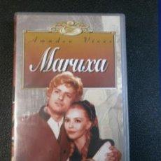 Vídeos y DVD Musicales: ZARZUELA MARUSSIA-VHS. Lote 33398103