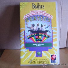 Vídeos y DVD Musicales: THE BEATLES ---- MAGICAL MYSTERY TOUR. Lote 34010363