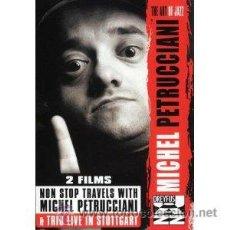 Vídeos y DVD Musicales: MICHEL PETRUCCIANI / NON STOP TRAVELS..( DVD 113 MTOS !! NUEVO !! ). Lote 34224041