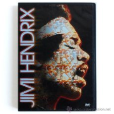 Vídeos y DVD Musicales: JIMI HENDRIX - DVD 11267 - WARNER BROS HOME VIDEO 1999. Lote 34534985