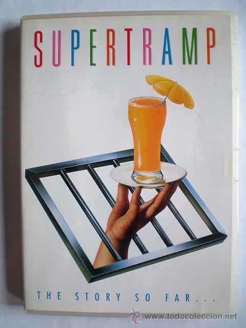 DVD SUPERTRAMP: THE STORY SO FAR... (Música - Videos y DVD Musicales)