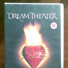 Vídeos y DVD Musicales: (VHS) - DREAM THEATER. IMAGES AND WORDS. LIVE IN TOKYO. Lote 35965675