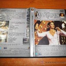 Vídeos y DVD Musicales: ISABEL PANTOJA & LA CAMBORIA CANTARES DVD HISTORIA CANCIONERA DE ESPAÑA LAUREN POSTIGO PROGRAMAS TVE. Lote 36226999