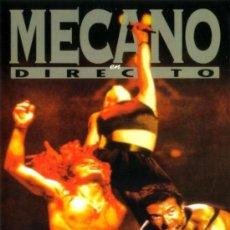 Vídeos y DVD Musicales: MECANO - EN DIRECTO (PRECINTADO) . Lote 36335832