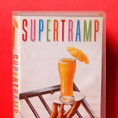 Vídeos y DVD Musicales: VHS SUPERTRAMP THE STORY SO FAR. Lote 36950385