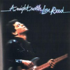 Vídeos y DVD Musicales: A NIGHT WITH LOU REED. Lote 37091849