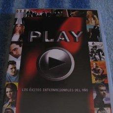 Vídeos y DVD Musicales: PLAY (LOS EXITOS INTERNACIONALES DEL AÑO 2004) COMPRA MINIMA EN DVD'S 8€ (LEER DESCRIPCION). Lote 37505083