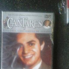 Vídeos y DVD Musicales: DVD NUEVO PRECINTADO ANTONIO MOLINA EL PRÍNCIPE GITANO CANTARES LAUREN POSTIGO. Lote 38097737