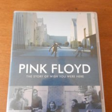 Vídeos y DVD Musicales: DVD PINK FLOID: THE HISTORY OF WISH YOU WERE HERE. Lote 38293888