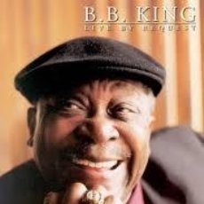 Vídeos y DVD Musicales: BB KING. LIVE BY REQUEST. 80 MINUTOS. JEFF BECK. Lote 38404704