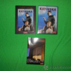 Vídeos y DVD Musicales: KATIUSKA - DVD - PABLO SOROZABAL - LA ZARZUELA - MAITE ALBEROLA - ANGEL ODENA. Lote 38468015