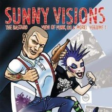 Vídeos y DVD Musicales: SUNNY VISIONS * DVD * THE BASTARD VIEW OF PUNK, OI & MORE! VOLUME 1 * PRECINTADO!!!. Lote 146080014